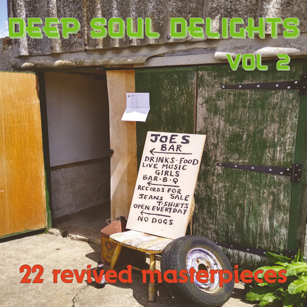 Deep Soul Delights Vol 2