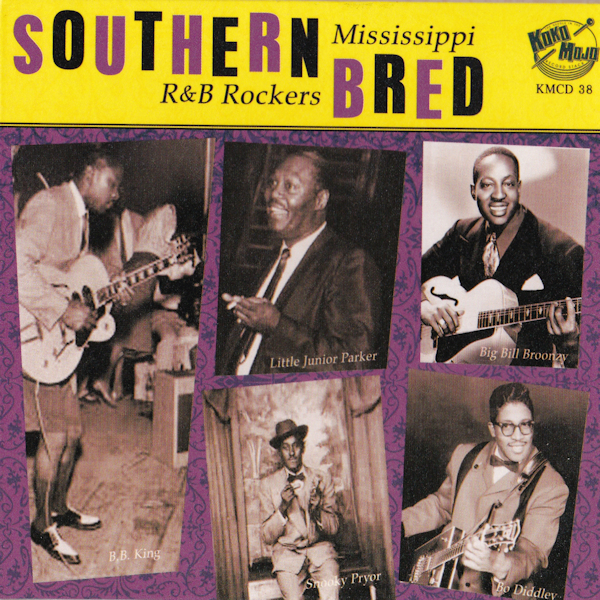 Southern Bred Vol 5